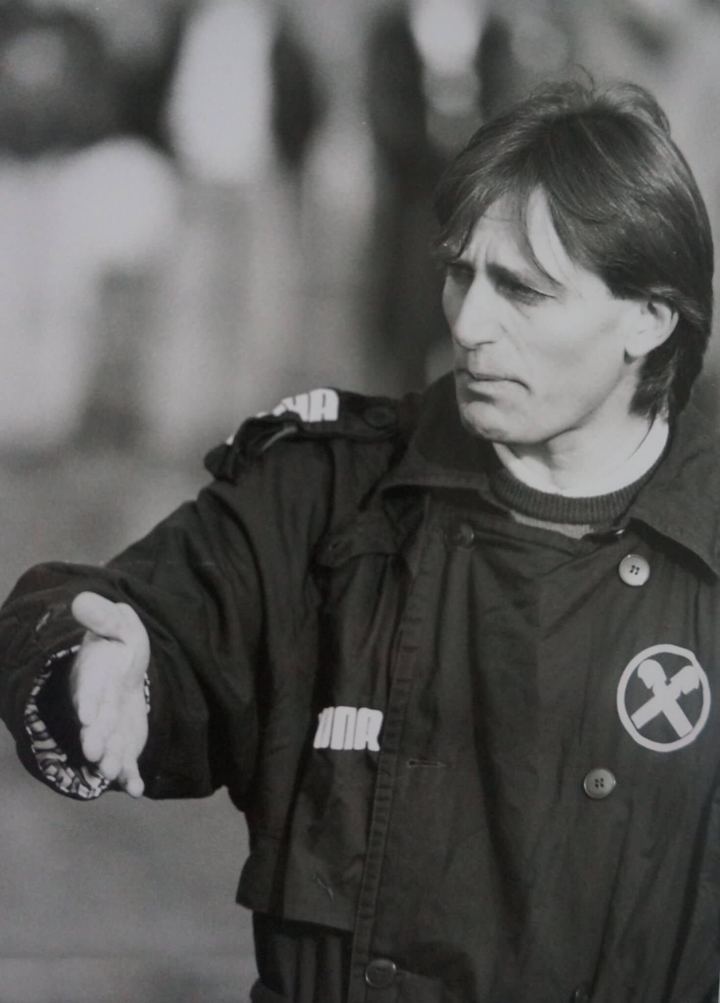 Trainer Jurkemnik