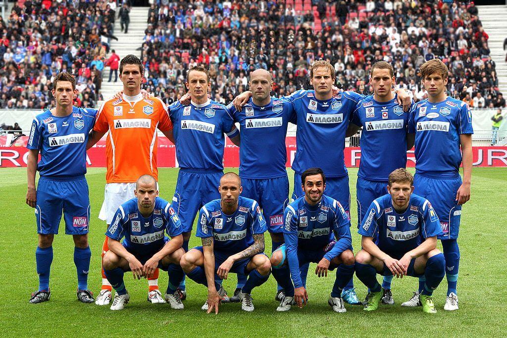 Patrick Wolf spielte im Cupfinale 2010 noch gegen Sturm Graz (c) Wikimedia Commons