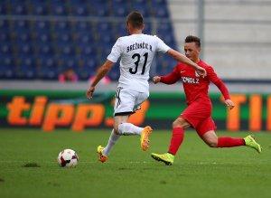 Groedig vs. FK Cukaricki  (c) GEPA pictures/ tipp3