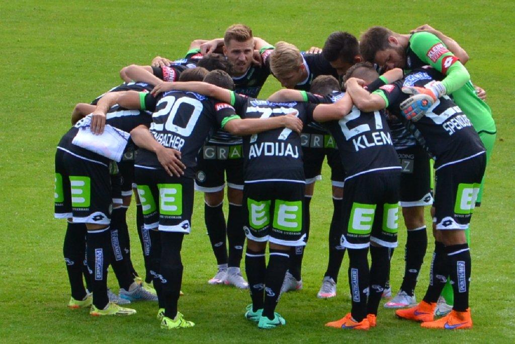 Nach einer guten Vorbereitung startet endlich die Saison 2015/2016 (Foto: (c) SturmNetz.at)