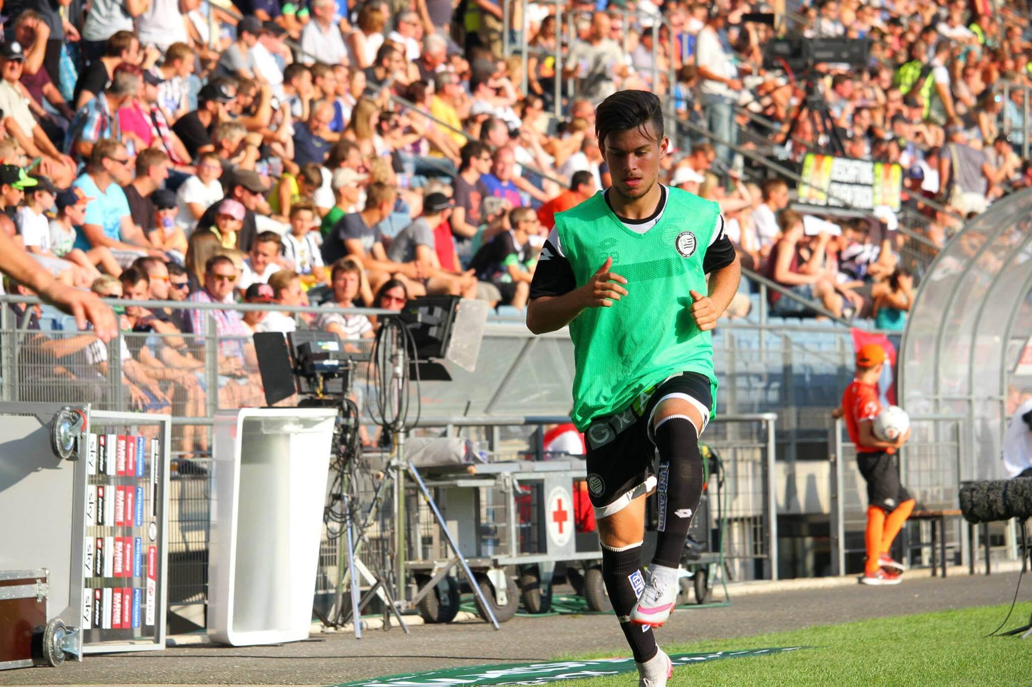 Sascha Horvath wechselt von Sturm Graz zu Dynamo Dresden