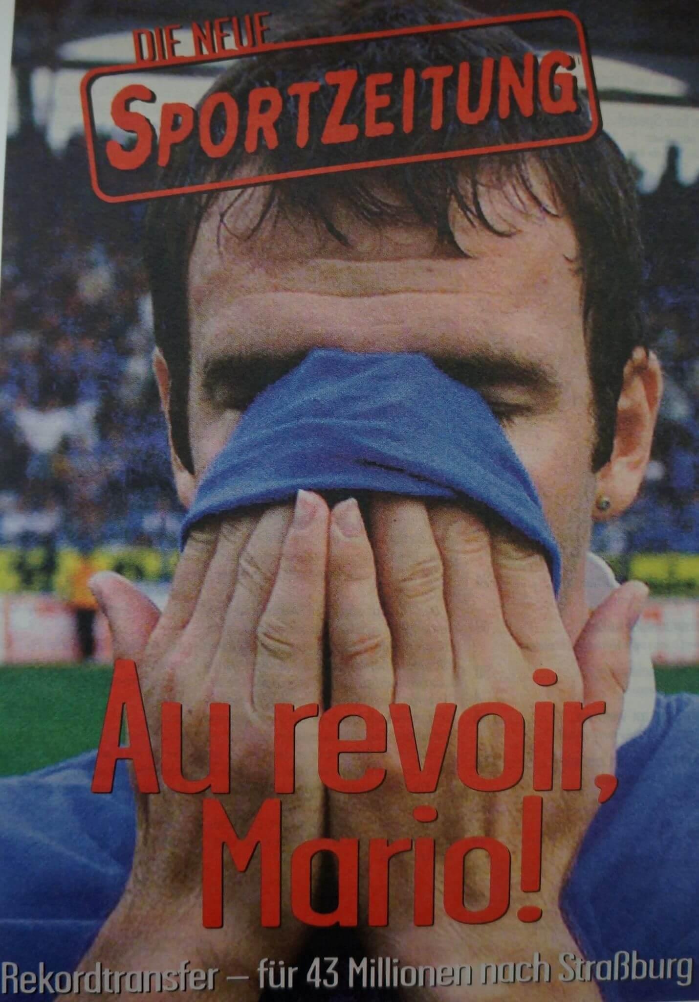 Sportzeitung, Ausgabe 29/1999