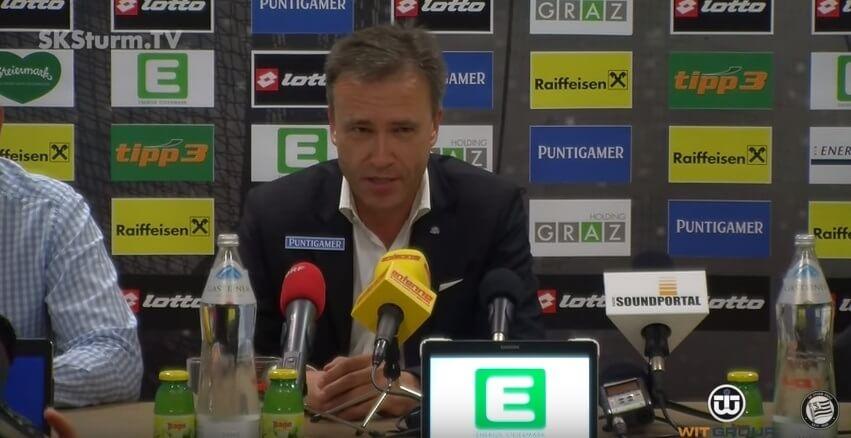 Christian Jauk (© SKSturm.TV)